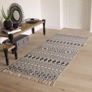 tapis motif scandinave