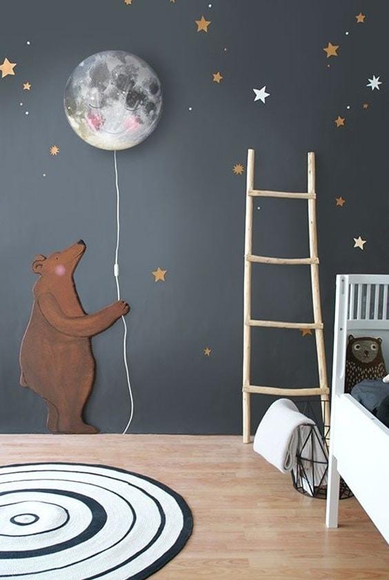 éclairage chambre enfant