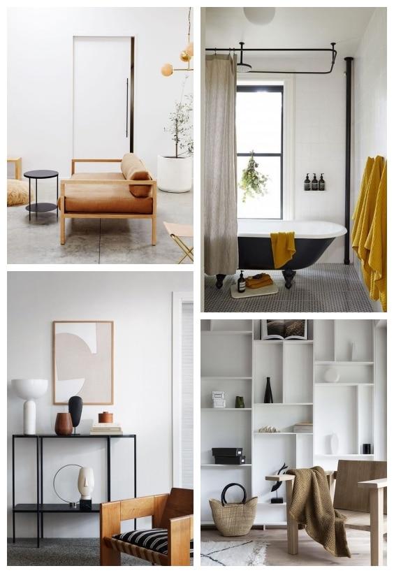 couleur déco minimaliste