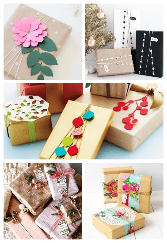 personnaliser emballage cadeaux
