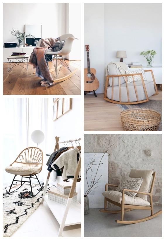 fauteuils à bascule