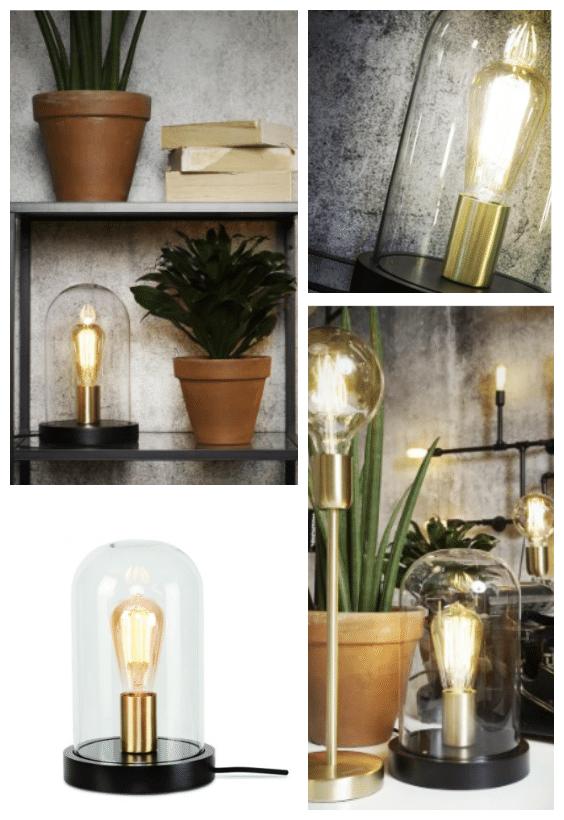 lampe ampoule filament vintage