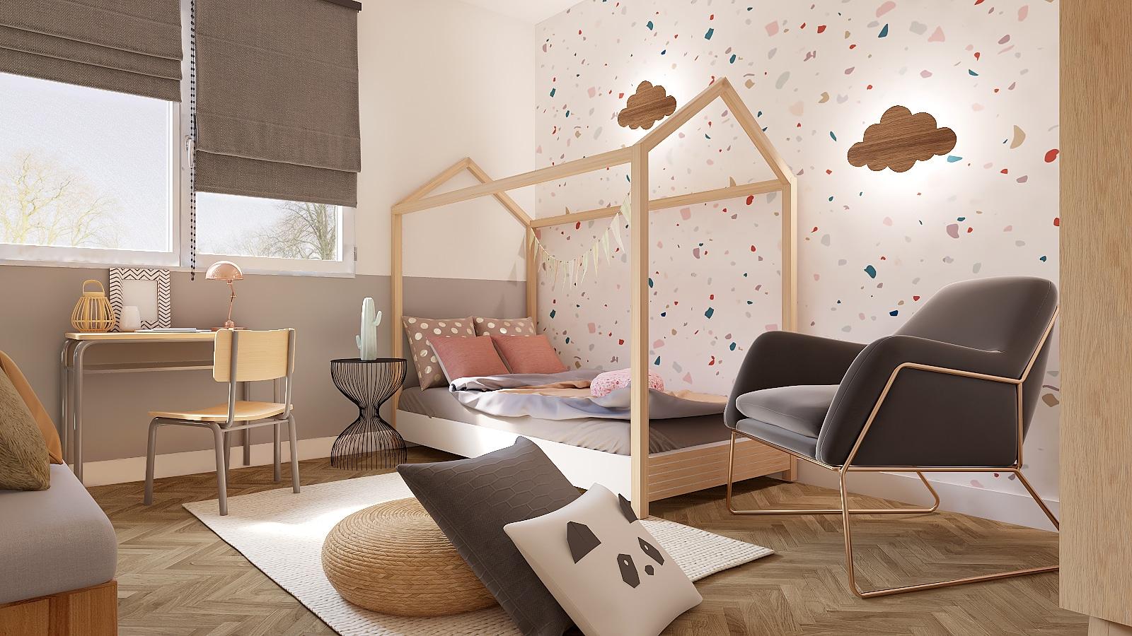 Deco Chambre Parentale Cocooning battle dÉco 10 : aménager une chambre d'enfant