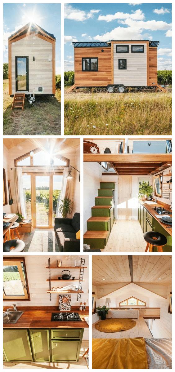 tiny house déco