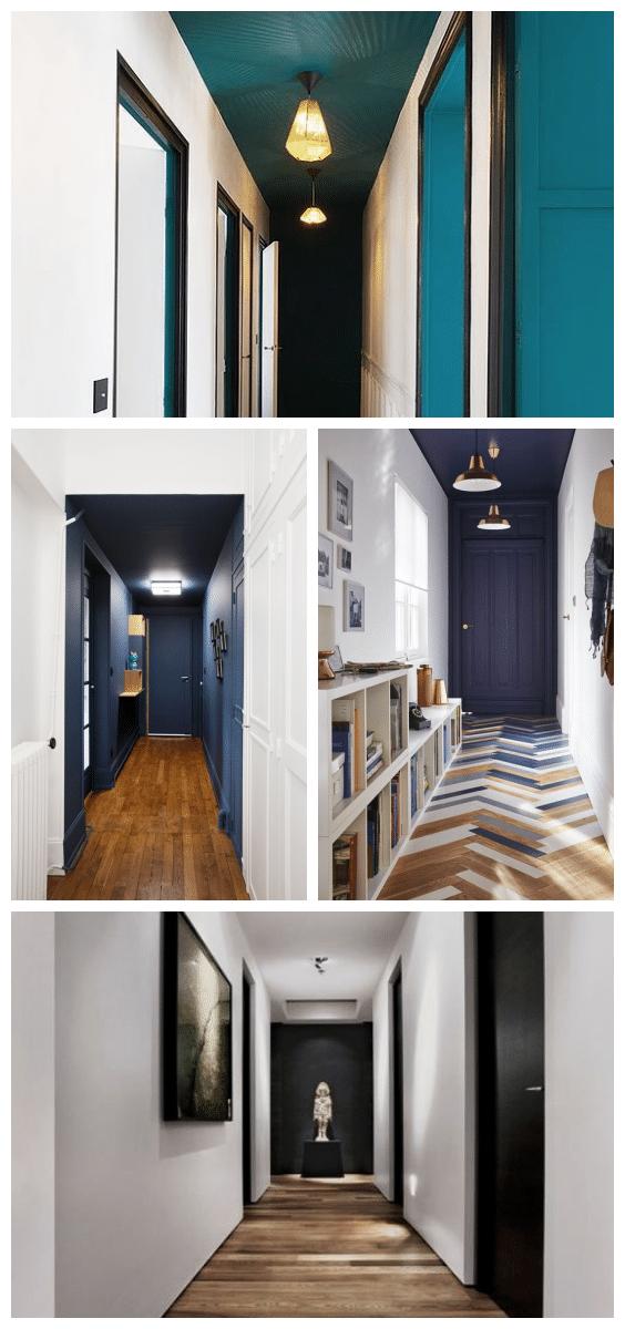 peinture couloir