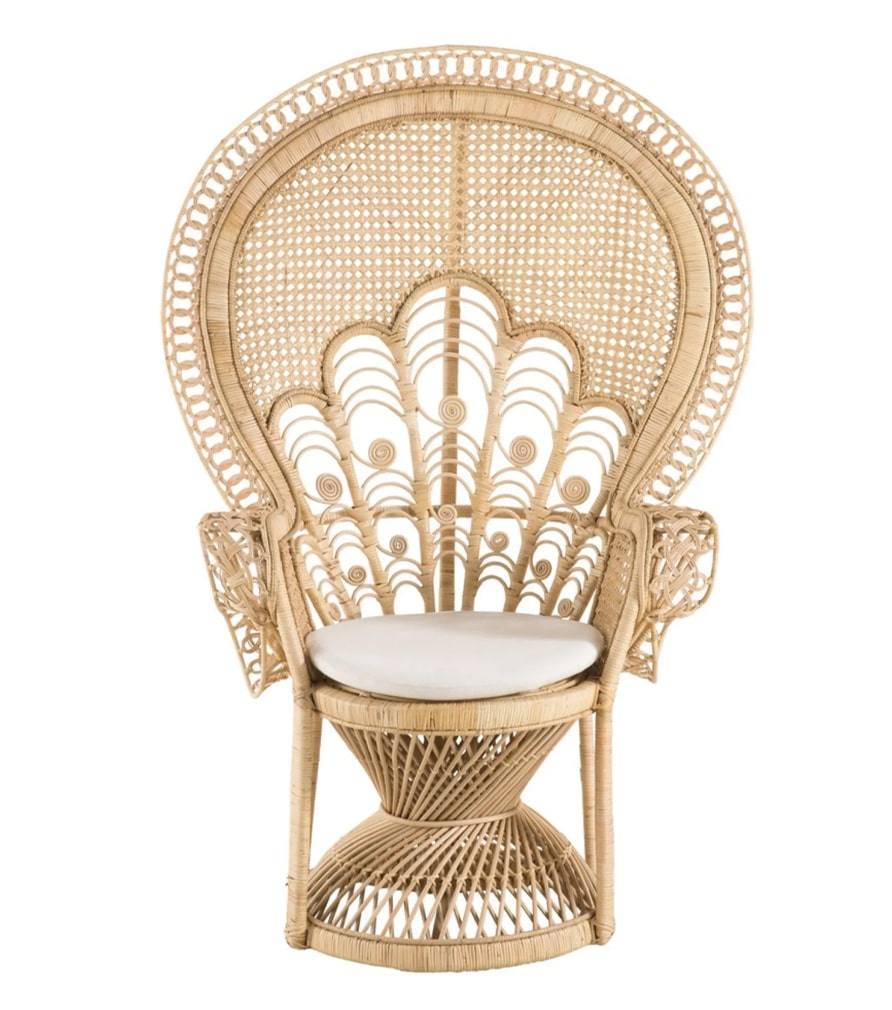 Fauteuil MANILLE