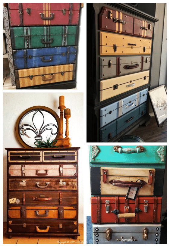 personnaliser meuble style valise