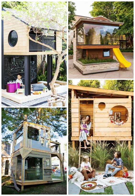cabane pour enfant design