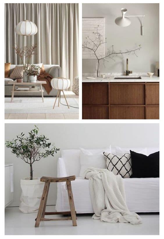 décoration japandi minimaliste