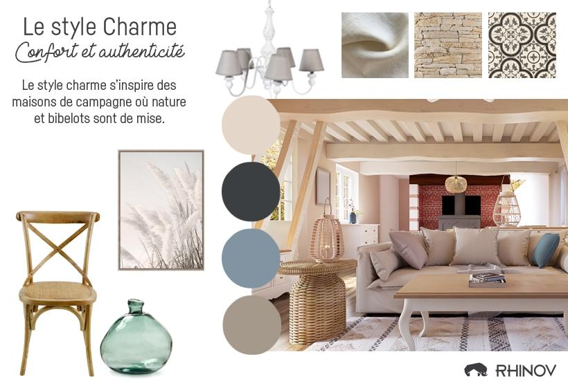 décoration charme