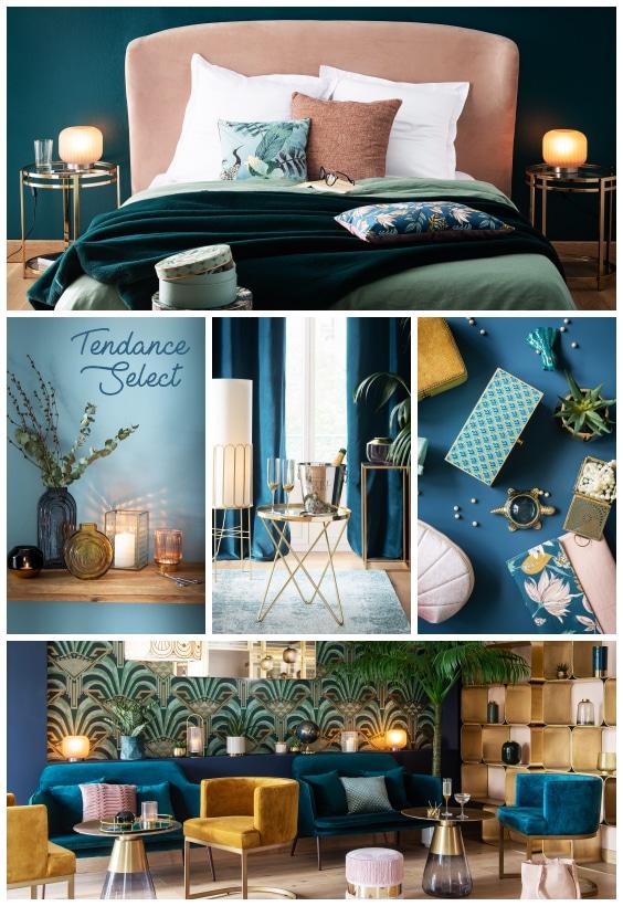 décoration select maisons du monde