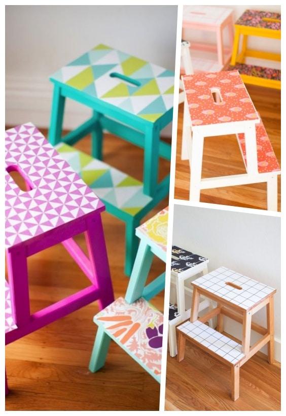 recycler chutes de papier peint