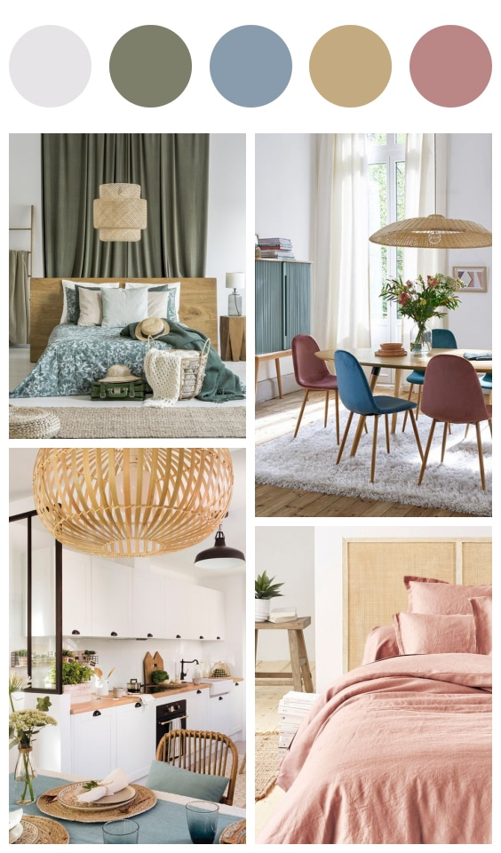 couleur déco scandicraft