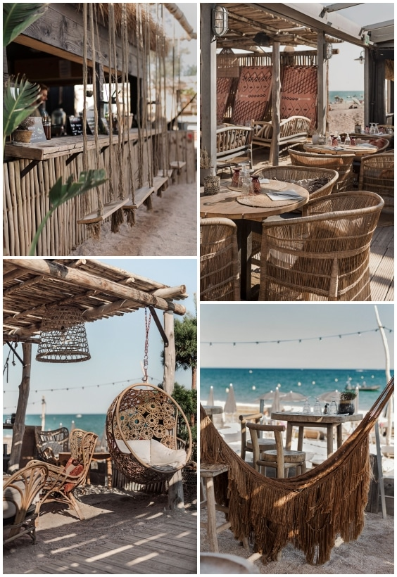Montpellier Bohemian Beach Bar
