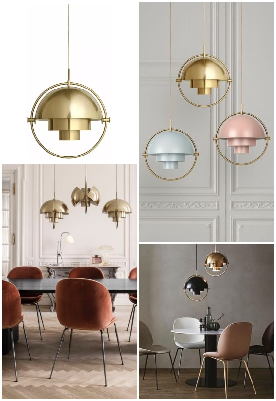 lustre design laiton the cool republic