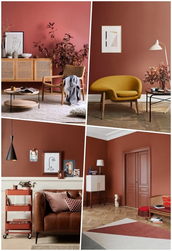 total look déco terracotta