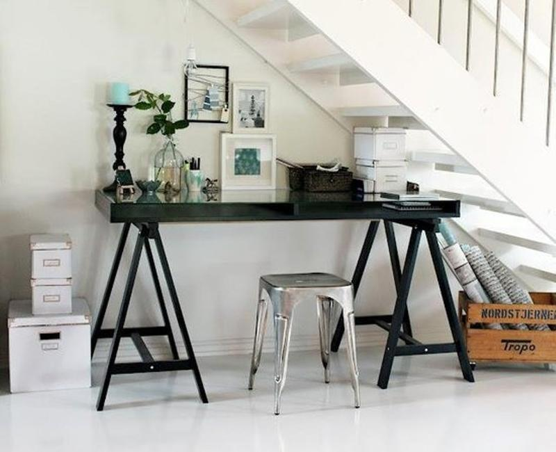 Toutes nos idées pour aménager un coin bureau dans peu d\'espace