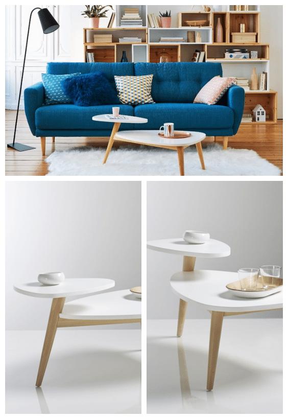 table basse nordique