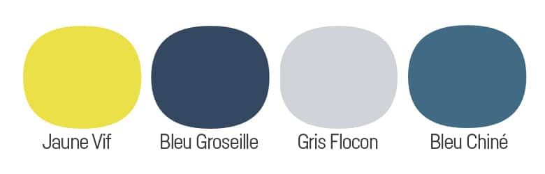 couleurs design casual