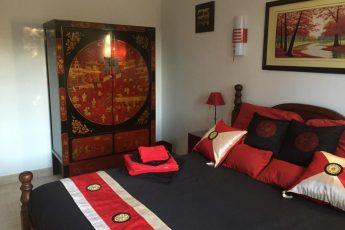 décoration intérieure de style asiatique