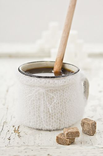 Trop hygge, le mug en pull