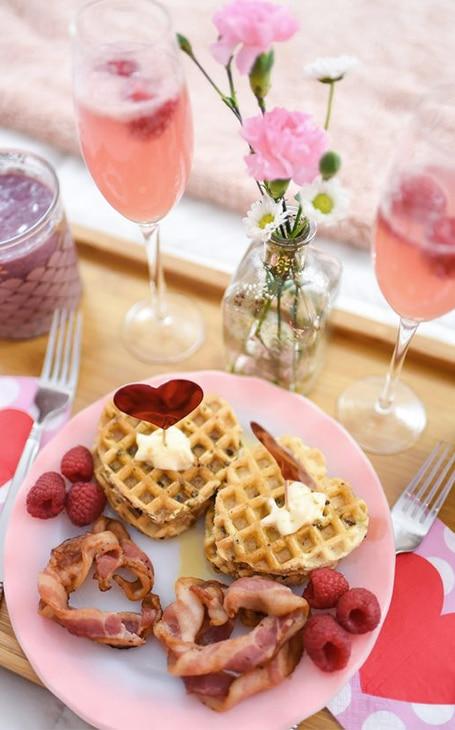 brunch st valentin