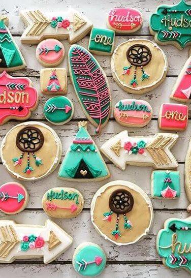 biscuit d'anniversaire