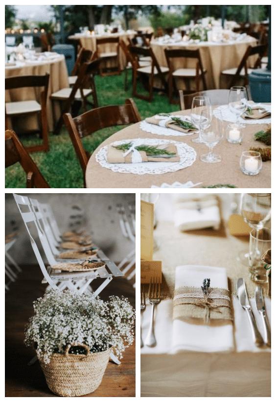 mariage décoration