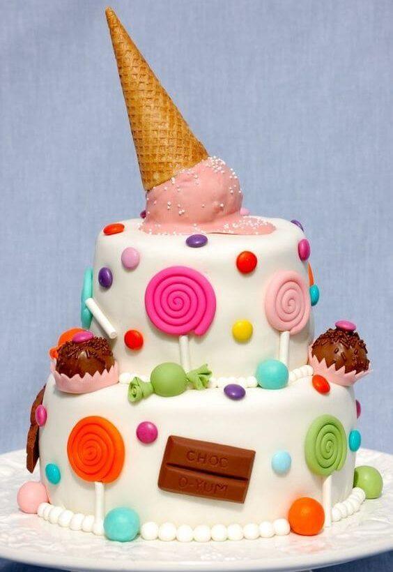 gâteau d'anniversaire sweet