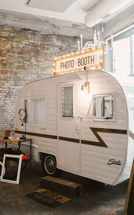 photobooth anniversaire caravane