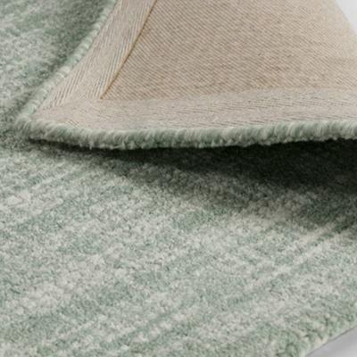 tapis en laine pastel