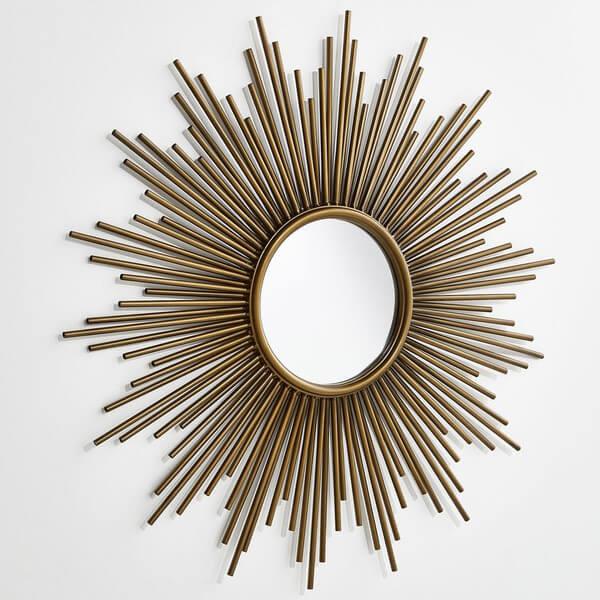 cadeau miroir soleil