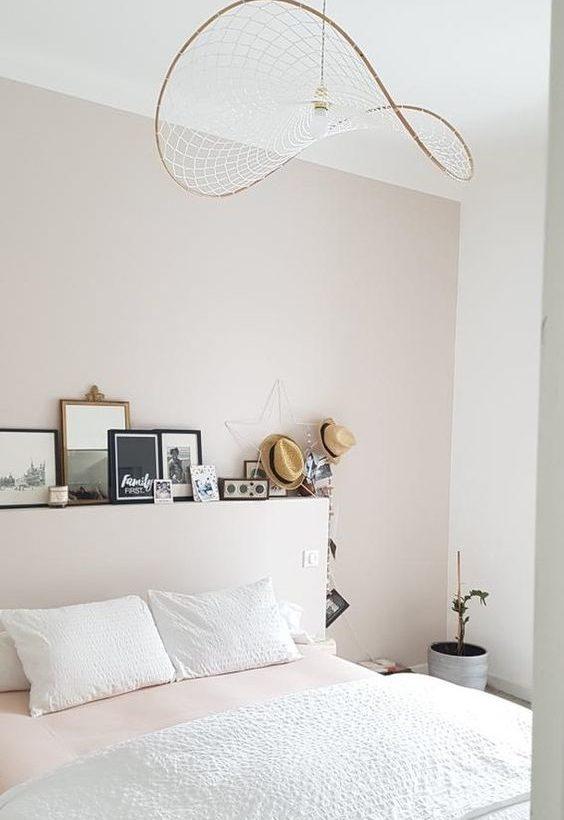 couleur chambre rose