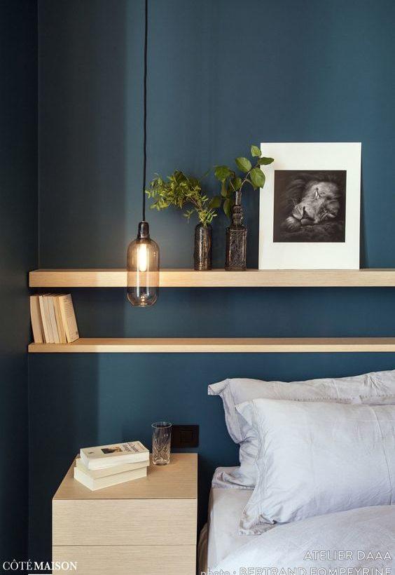 décoration luminaire chambre