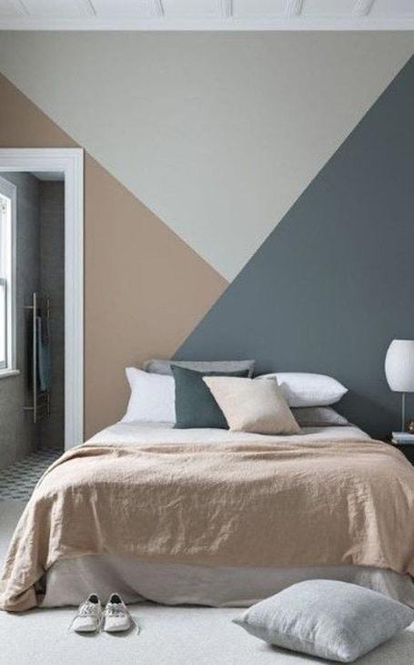 déco chambre mur peint