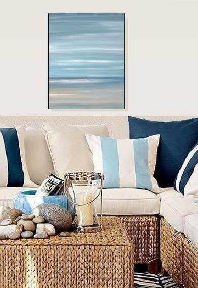 canapé déco bord de mer