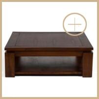 table basse déco intérieure