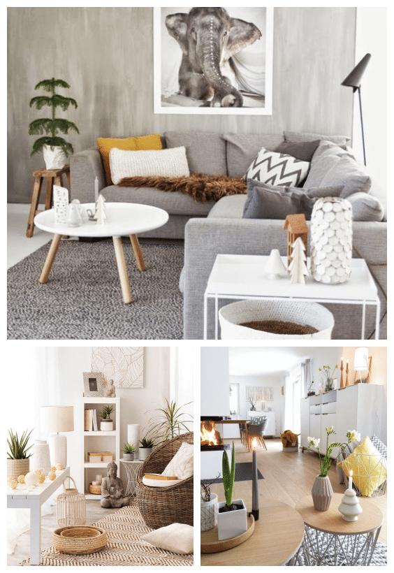 décoration cosy salon