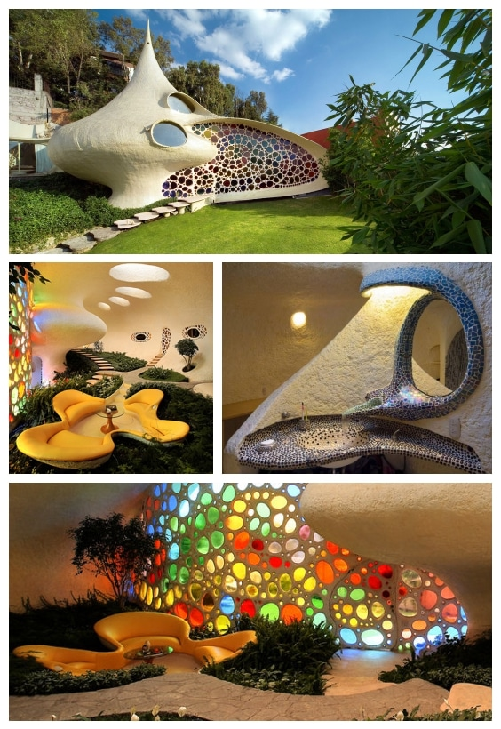 maison nautilus bioarchitecture