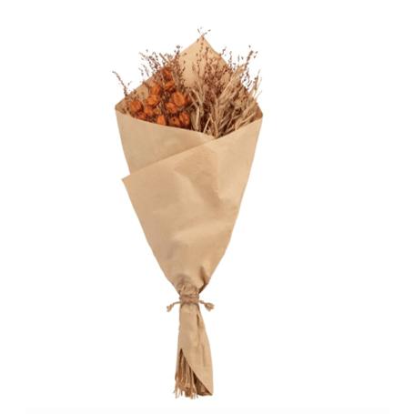 Bouquet de nigelles séchées
