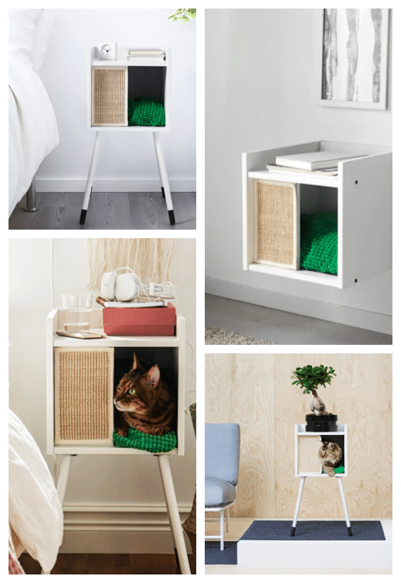 meuble chat ikea