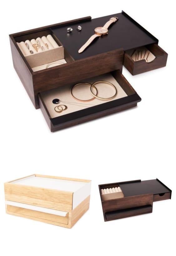 boîte à bijoux design