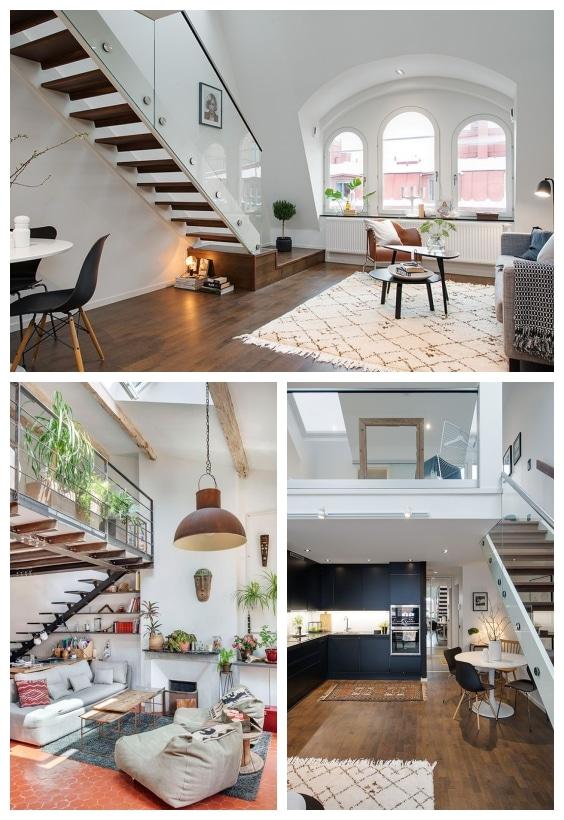 décoration appartement duplex