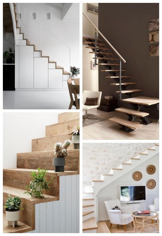 aménager rangements escalier