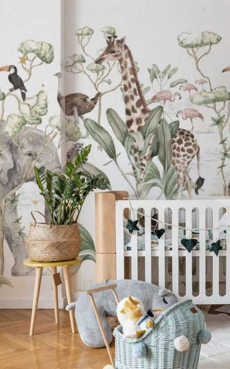 plante chambre bébé