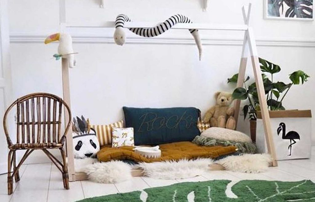 déco jungle enfant