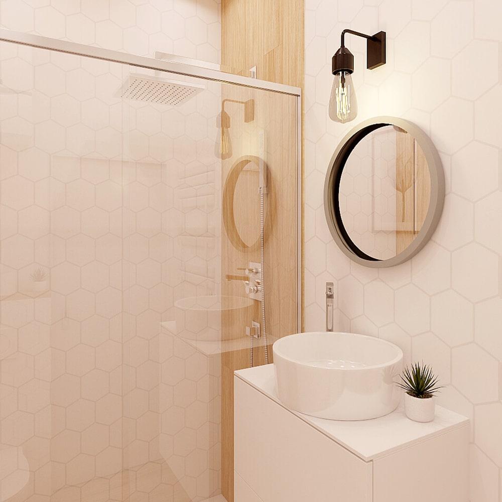 salle de bains 3D