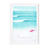 tableau bord de mer - Les 10 indispensables de la décoration Bord de Mer