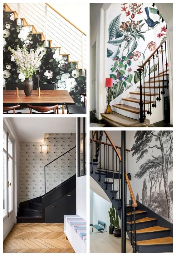 décoration escaliers