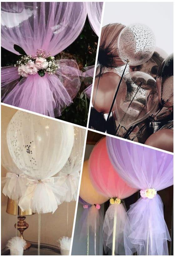 Idée décoration DIY Ballon